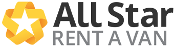 All Star Rent A Van Logo